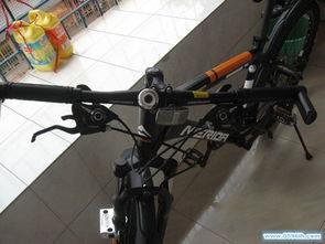 出美利达勇士500D自行车 二手交易