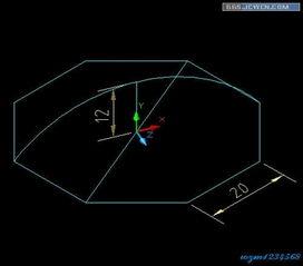 Auto CAD三维基础实例 雨伞建模教程