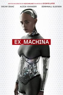 人工智能机器人Ava的阴谋.她深谙人类的情感,最终完成了惊天逆转...