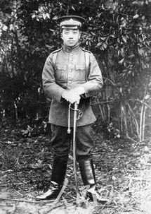 军人网名昵称-图五 陈英士颁发给辛亥革命有功将士的奖章,上铸