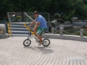 电动助力 内变速 小米骑记折叠自行车评测
