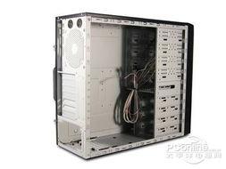 ...大,提供了3个光驱位、4个硬盘位与7个PCI扩展槽设计,满足主流用...
