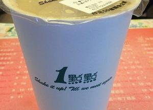 1点点奶茶加盟超低投资创业