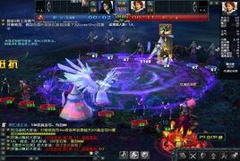 回合制游戏中的中国玄幻阵营与西方魔幻阵营