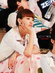 2010五月,宋茜在KBS参加综艺节目时候的照片,这一脸无奈的表情...