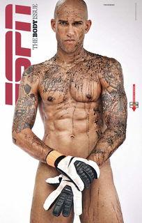 ...0位著名运动员人体艺术写真