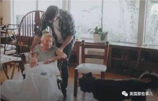 ...个89岁的邻居奶奶,一段动人的故事,就此展开...