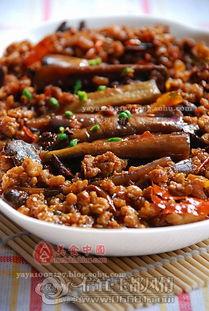 ...na.com Eat RMenu 200801 29768.html原料 茄子 猪肉 水淀粉