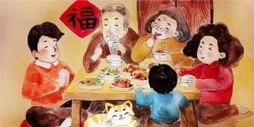 关于春节过年回家的幸福句子