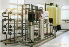 食品加工企业如何选择适合的水处理设备