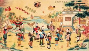 师匠手札-清明时节,我国古代有放风筝的习俗.民俗专家介绍说,古人放风筝是...