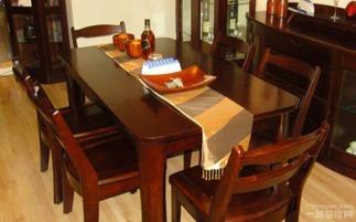 家庭饭桌-精选家用餐桌品牌 田园餐桌价格