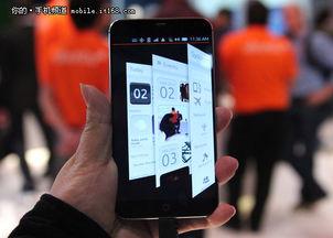 ▲卡片式的程序间快速切换-携手拓展海外市场 小试ubuntu版魅族MX4