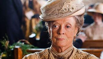 ...然大表哥没了 伯爵夫人维奥莱特还在 唐顿庄园
