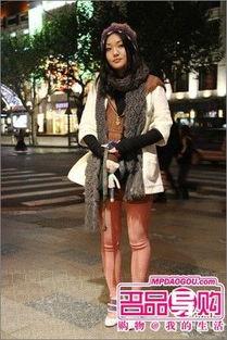 上海街拍10款保暖美貌冬帽