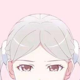 女孩动漫QQ名片背景配头像全套