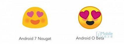 超级斗图系统-Android O改良Emoji表情 新增表情曝光