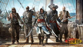 刺客信条4 黑旗 发售预告片 海盗时代重现
