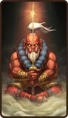 刀塔传奇英雄剑圣全方位解析