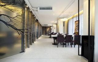 北京餐厅装修-养生素食餐厅设计欣赏