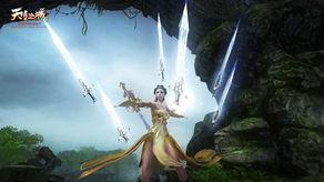 御天朝空-...华美御剑征战 天空之城