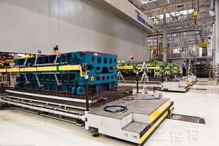 韩国起亚汽车生产制造全过程 高清图