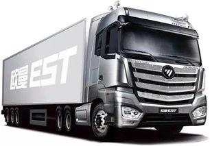 欧曼EST 510超级卡车之高效率