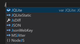 typings实现自定义JS语法提示