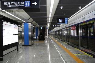 工程承包 长春地铁2号线开通试运营