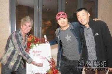 京最豪华的顶级会所举行了婚礼.... 高虎等及著名摄影师有亚洲第一摄...
