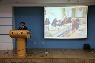 印尼学生帝塔发表感言-我校2015届留学生秋季学期结业典礼顺利举行