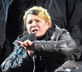 季莫申科年轻照片爱情-乌克兰大选花落谁家