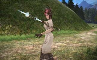 卓越之剑极品魔法武器 冰雪圆舞之杖
