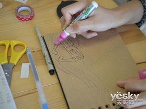 小兔课堂 教你DIY立拍得创意相册