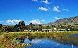 南非德拉肯斯山水风景图片壁纸-高清桌面壁纸背景-壁纸 风景 山水 桌...
