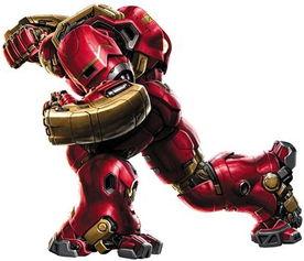 为对付绿巨人失控,托尼·斯塔克和布鲁斯·班纳共同设计出钢铁侠...