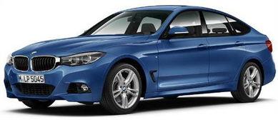 ...GT设计 搭配M运动套件 BMW 3GT