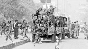 图文 巴基斯坦军人子弟学校遇袭