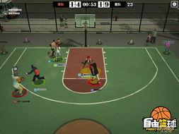 自由篮球 战队争霸赛开打热门战术盘点
