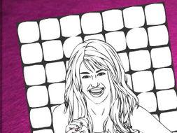 麦莉在线着色小游戏打包下载   麦莉在线着色   休闲   ABAB小游戏   ...