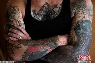 黑帮老大25次手术去纹身