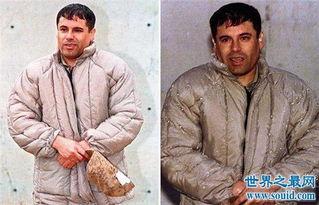 乔奎恩 古兹曼成为全球十大恶人之一,曾建立贩毒集团