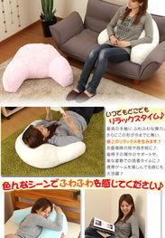 ... 坐垫 靠垫 男朋友抱枕 懒人必备