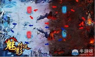 冰火五重天 魅影传说 阵营战跌宕上演