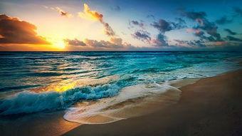 描写大海的句子