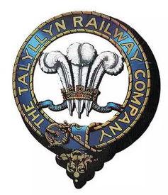 呐拓寻天-泰勒林铁路徽章   泰勒林铁路前任常务董事大卫 . 米切尔回忆道: