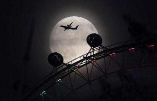 东风日产高科技展台带你玩转未来... 新月或满月时期,月球与地球间距...