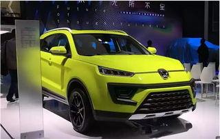...17上海车展 江铃驭胜S330新能源车型 -国顺江铃