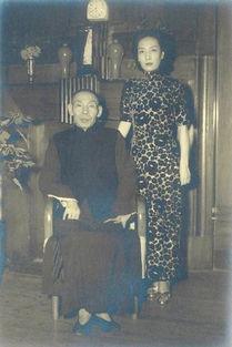 ...小冬与杜月笙在香港的结婚照-在 冬皇故物 里品读孟小冬
