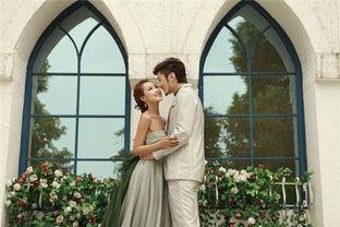 拍摄外景婚纱照多少钱 好看的婚纱照姿势揭秘